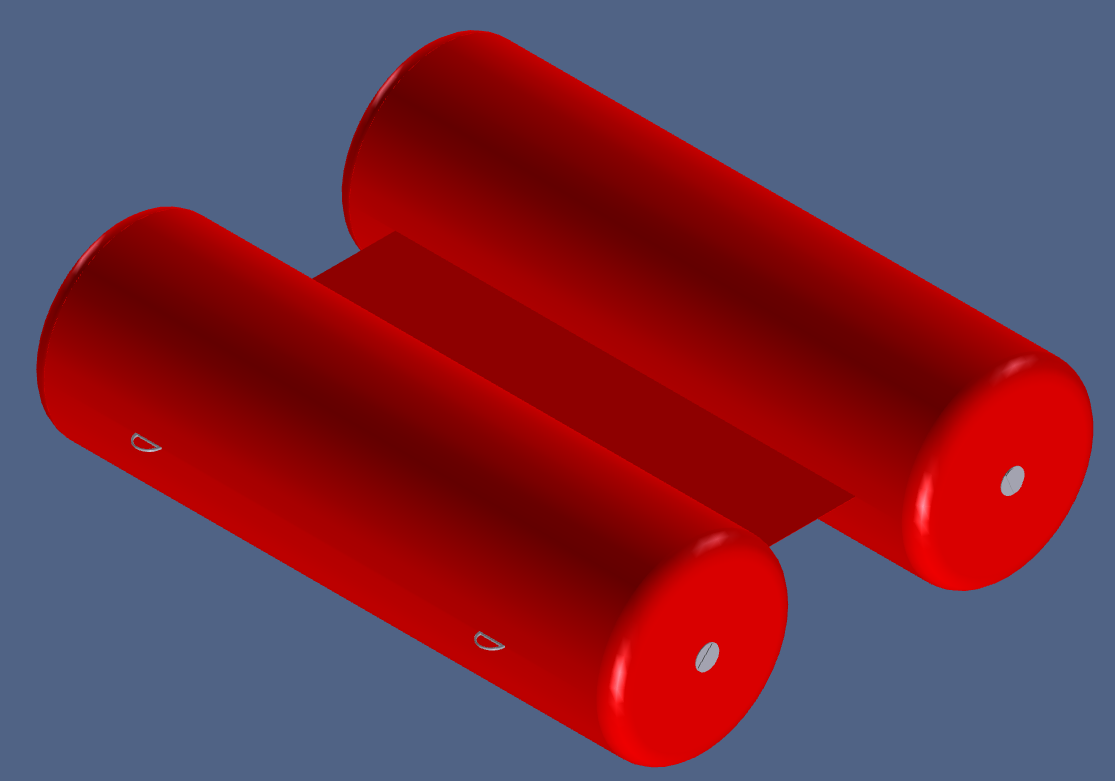 Pipe Float CAD